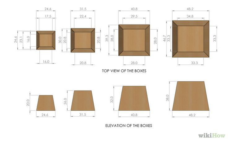 How to Build Plyo Boxes: 5 Steps (with Pictures) - wikiHow