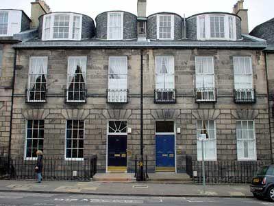 Georgian architecture, Edinburgh