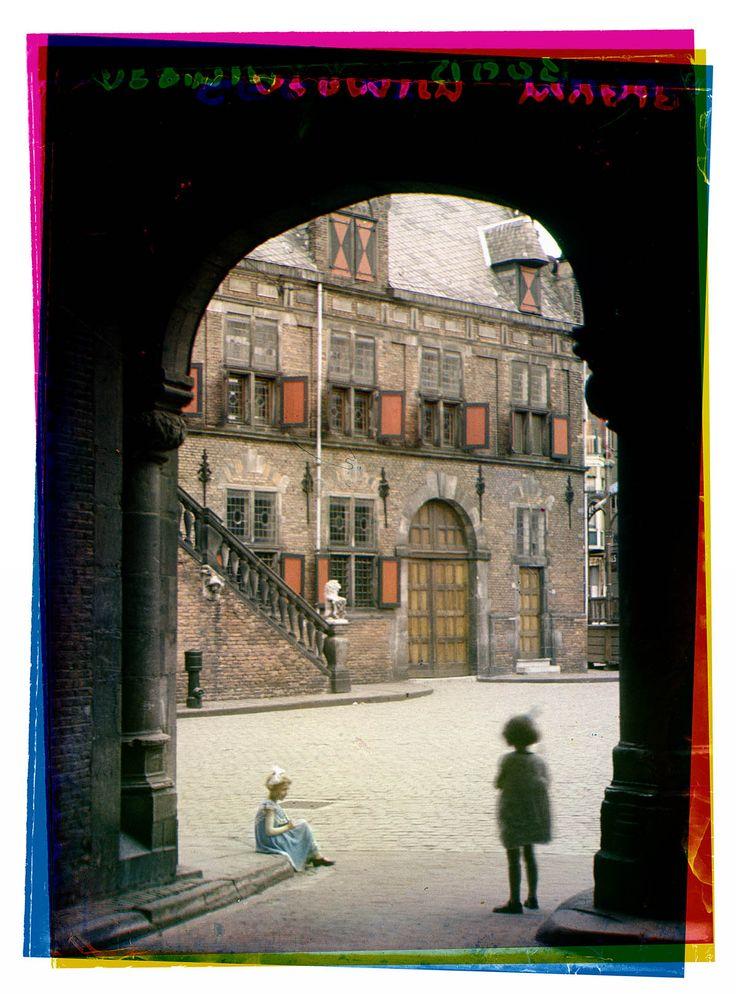 Foto van Nijmegen, Grote markt