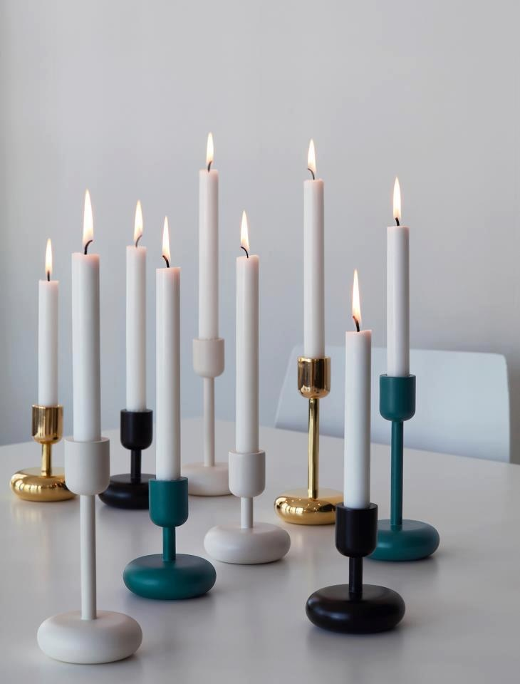 Nappula + brass + Iittala + candles