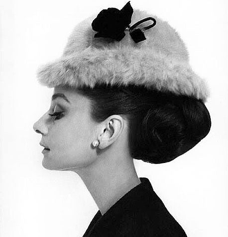 awesome Audrey Hepburn by Cecil Beaton for Vogue 1964, hat by Hubert de Givenchy  Have a...  Audrey Hepburn by Cecil Beaton for Vogue 1964, hat by Hubert de Givenchy  Have a nice day🌹 #hatdesign #hat #hats #headpiece #headwear #fashion #a...