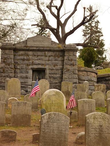 Sleepy Hollow Cemetery, Tarrytown, NY