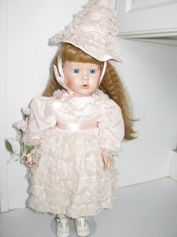 Porcelain Dolls for Sale Collectible by greenleafvintage1 on Etsy