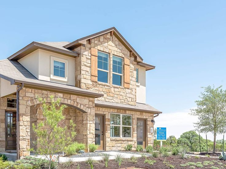 Cedar Park TX Austin New Homes For Sale