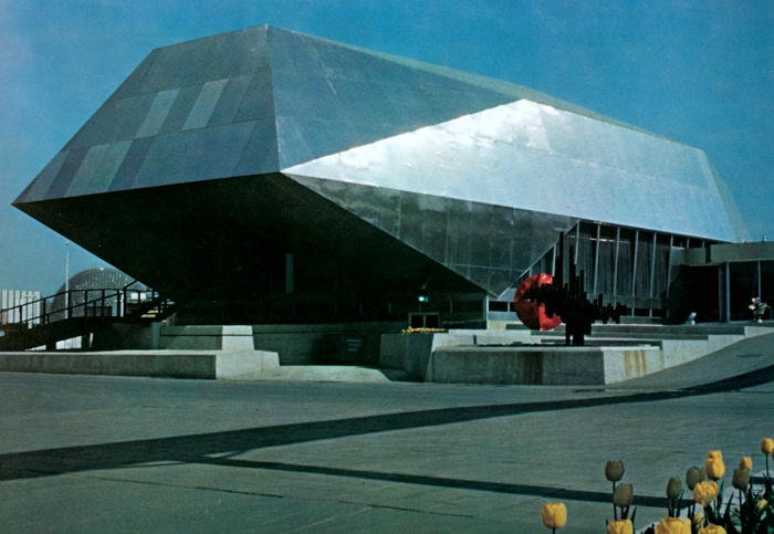 The European Communities Pavilion (Expo 67)