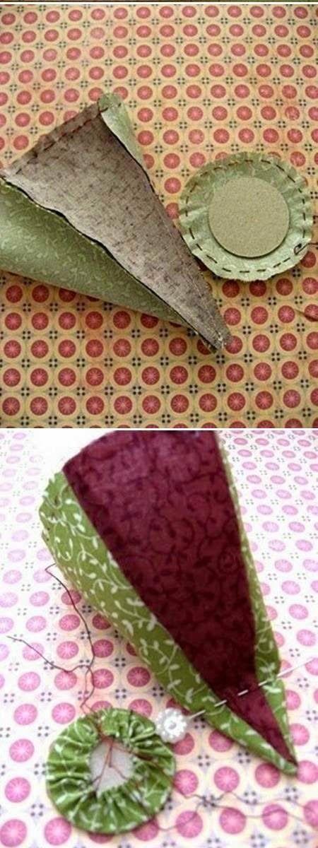 donneinpink - risparmio e fai da te: Come fare un gufo di stoffa imbottito- Tutorial semplice