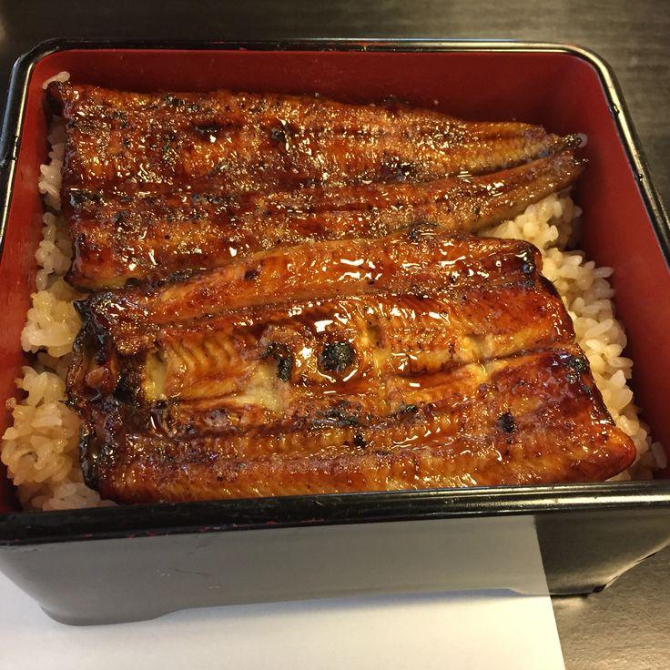 埼玉県川口市の竹江。ここの鰻(ウナギ)は、めちゃくちゃ美味しい。
