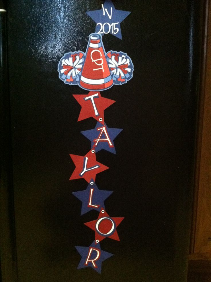 1000 images about cheer loud cheer proud on pinterest for Cheerleading decorations