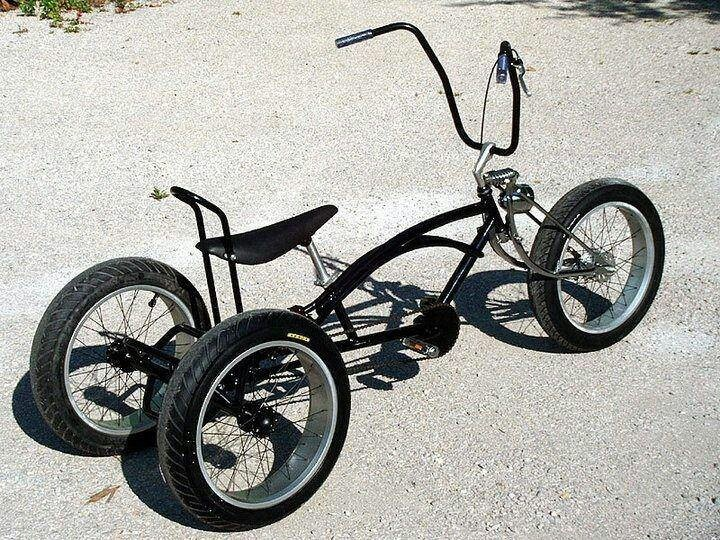 17 Best Images About Custom Trike Bicycles On Pinterest