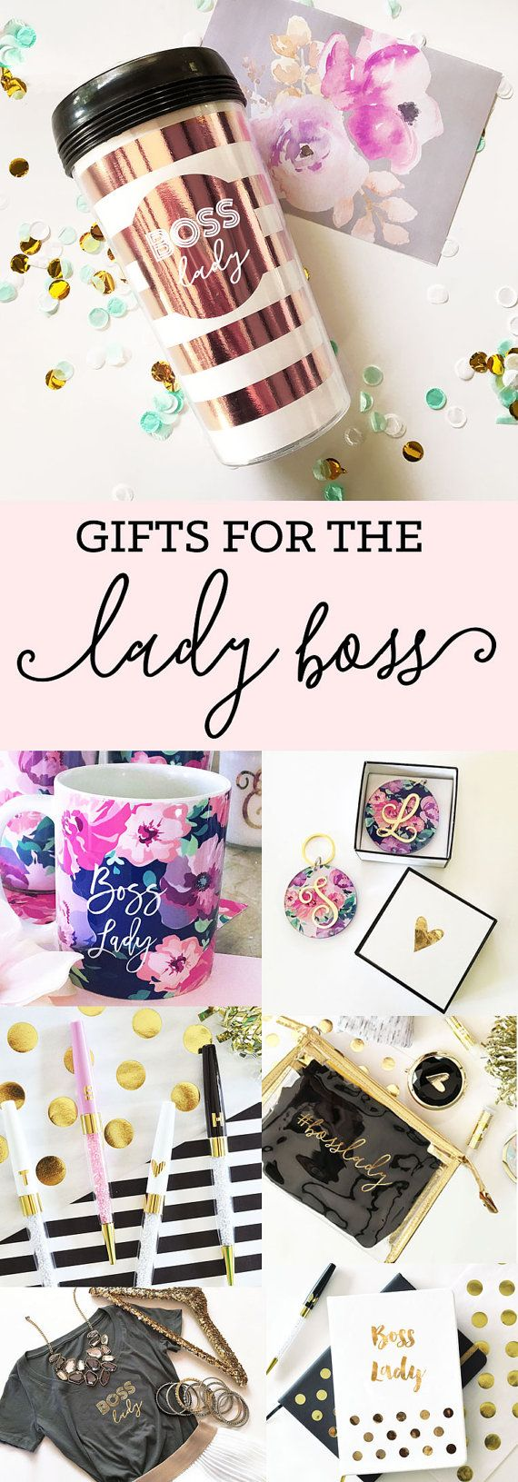 Boss Gifts for Boss Lady | Gift Ideas for Women | Boss Christmas Gift | Lady Boss Girl Boss
