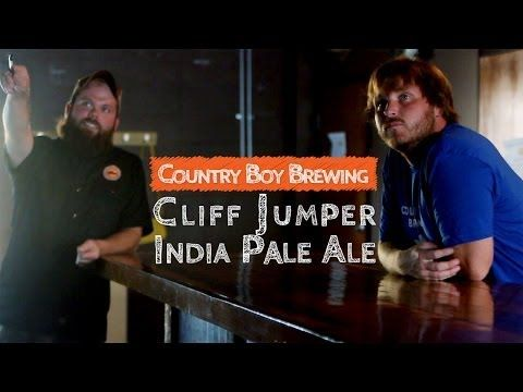 Cliff Jumper IPA by Country Boy Brewing