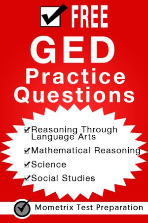 GED Study Guide (2019) by Mometrix