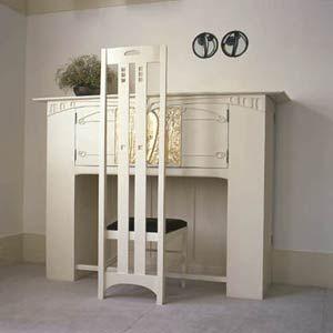 Charles Rennie Mackintosh....Just simply my fav artist!  Love this!