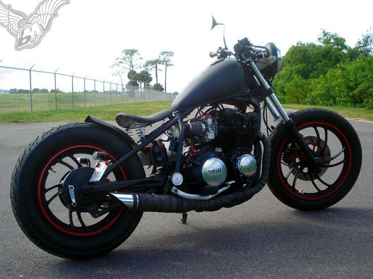61 best yamaha images on pinterest biker chick biker girl and the soul of bare bones rides fandeluxe Images