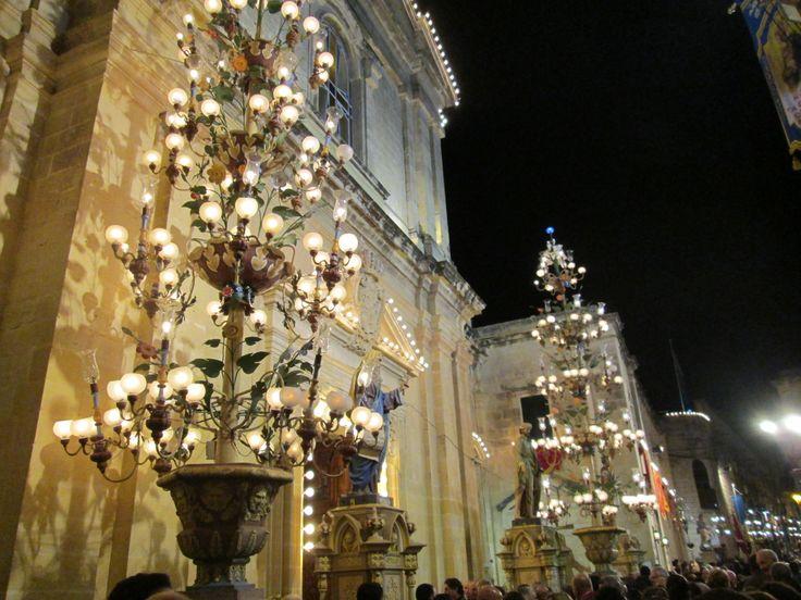 Rabat. Saint Joseph day.
