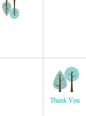 96 best Free Printable Cards images on Pinterest Free printable - printable thank you note