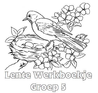 Lente Werkboekje Groep 5