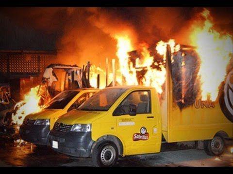 Mexican Drug Cartel Attacks Cheetos?!