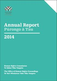 report cover page