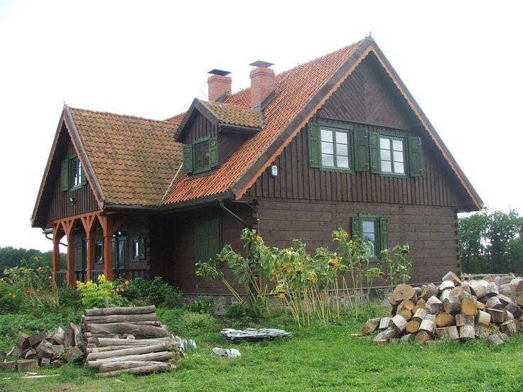 polskie domy z drewna