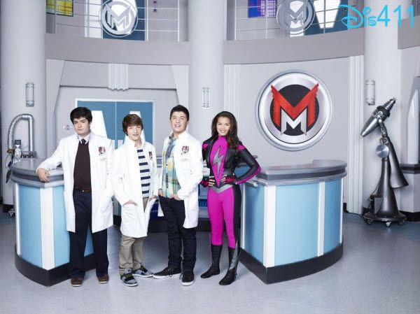"""Mighty Med"" Episode ""Sparks Fly"" Airs On Disney XD April 1, 2015 - Dis411"