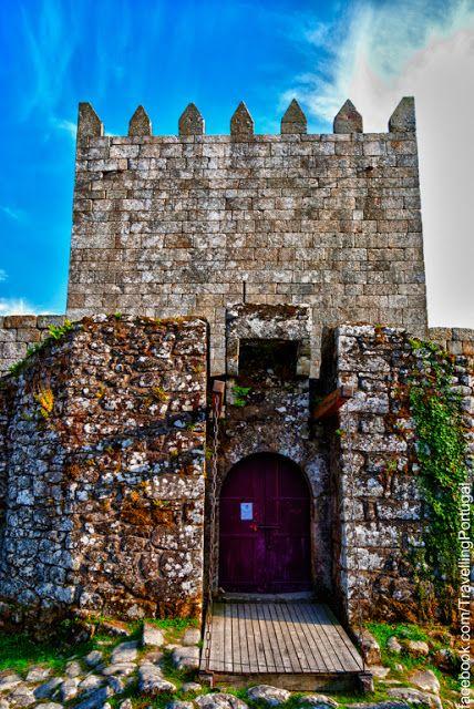Castillo de Lindoso | Turismo en Portugal #castle #portugal #pontedabarca #castelo