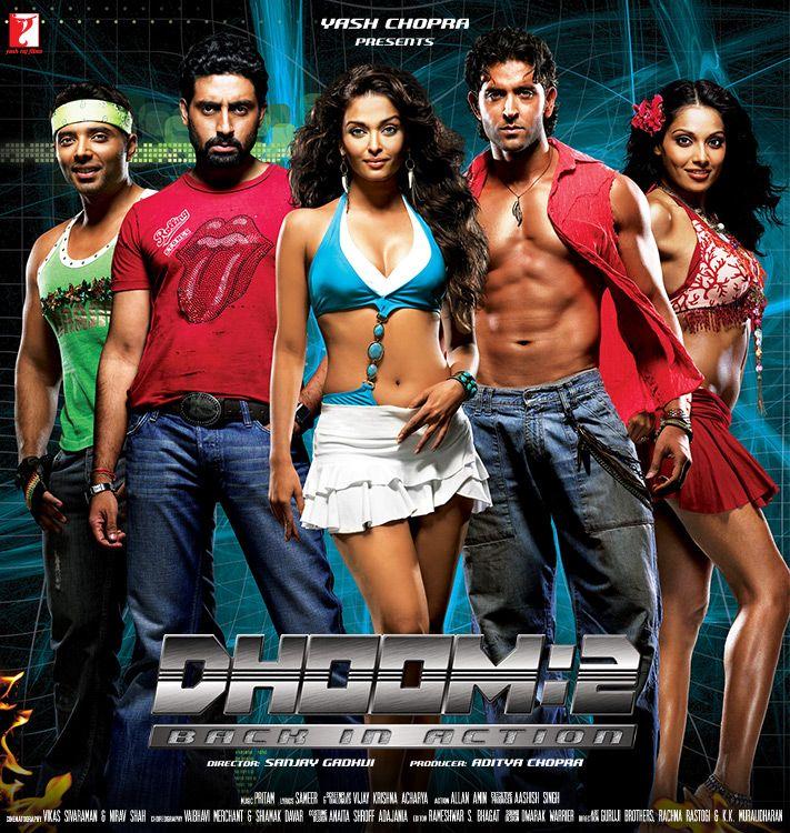 Release Date: 24 Nov 2006 Directed by: Sanjay Gadhvi Produced by: Aditya Chopra Cast: Hritik Roshan, Abhishek Bachchan, Aishwarya Rai, Uday Chopra, Bipasha Basu