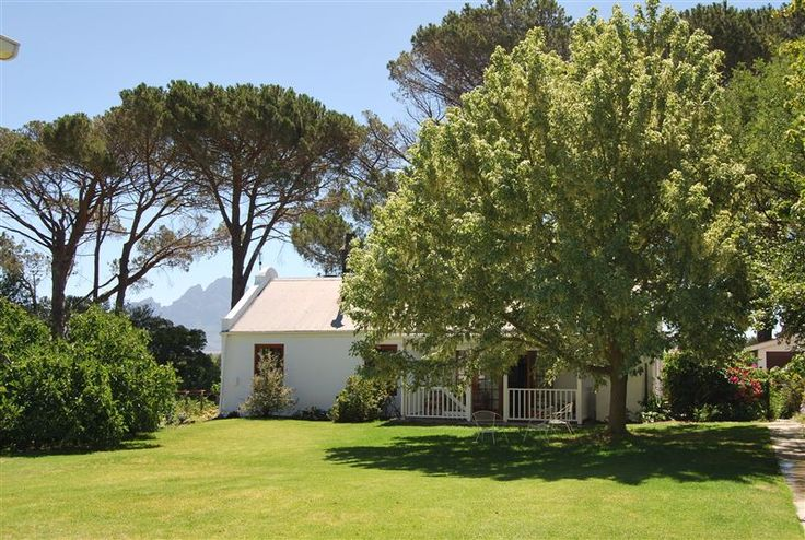Berry Cottage - Berry Cottage is situated next to a stream on a small berry farm 5 km from the Gourmet Capital of South Africa, Franschhoek. The cottage offers two bedrooms, one with a double bed and an en-suite bathroom, ... #weekendgetaways #franschhoek #winelands #southafrica