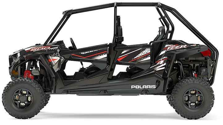 New 2017 Polaris RZR® 4 900 EPS ATVs For Sale in California. BLACK PEARL Share the RZR® off-road experience with friends and family.