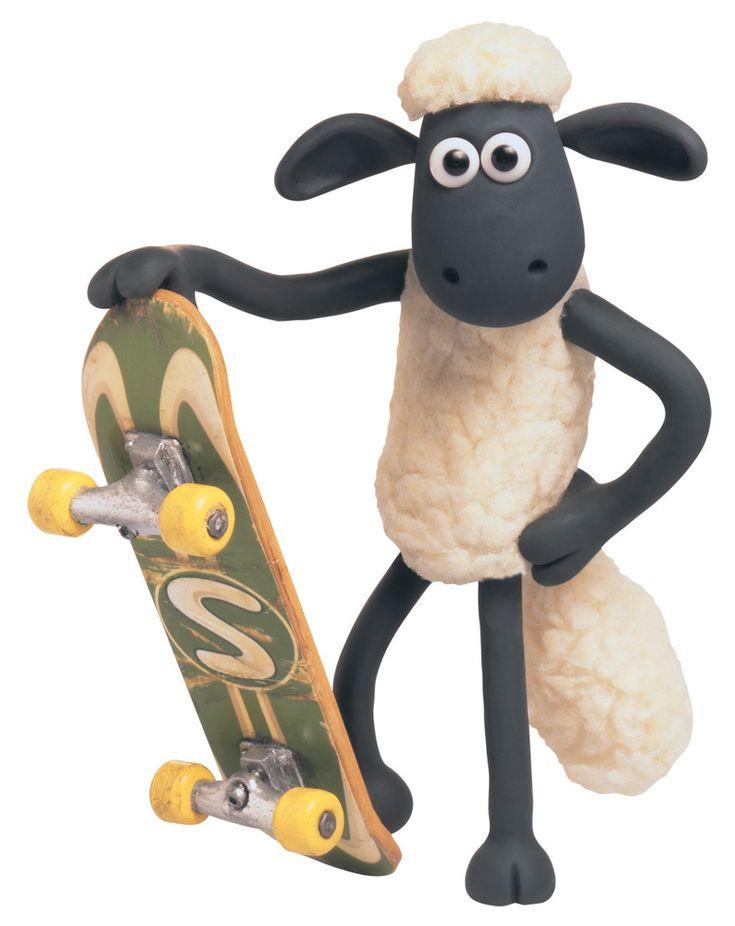 photo shaun le mouton
