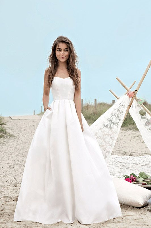 Fabienne Alagama  2017 - Gabriel wedding dress