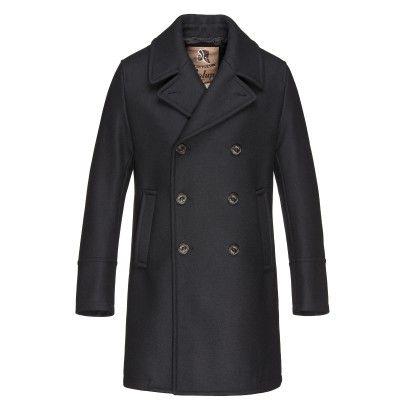 Genova Peacoat - Raincoat for men #sealupcollection. Shop it!