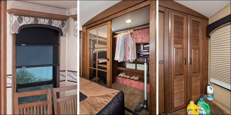 Best 25 5th wheel camper ideas on pinterest 5th wheel - 5th wheel campers with 2 bedrooms ...