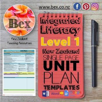 Best 25+ Unit plan template ideas on Pinterest Lesson plan - unit plan template