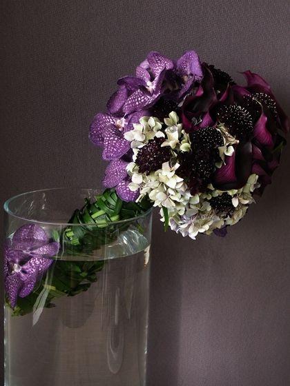 Flower    Bouque de Hautecouture  Catherine Muller Leçon Spéciale à Hana-kichi, 11 Jui 2011