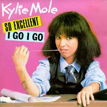 Kylie Mole - Character from The Comedy Company. TV Show shown in Australia in the 80's.