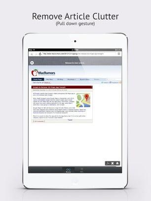 InstaWeb: Convertidor WEB To PDF, en descarga gratuita por tiempo limitado en la App Store