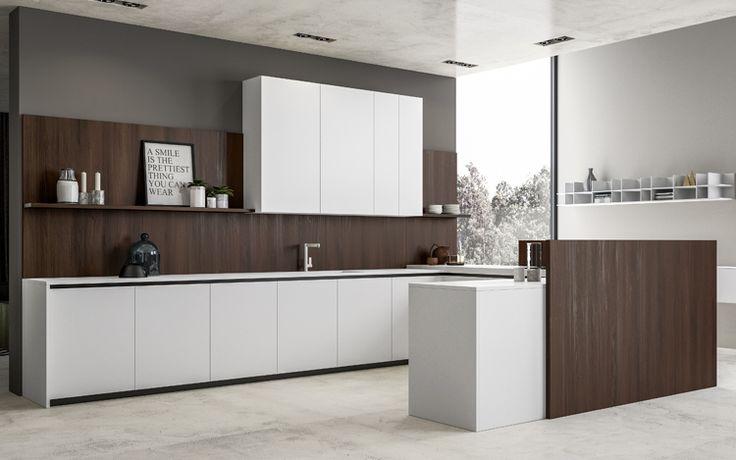 Progetto SMART nr.3 - Cucina #cucine #arredamento #progetti #kitchens #furniture