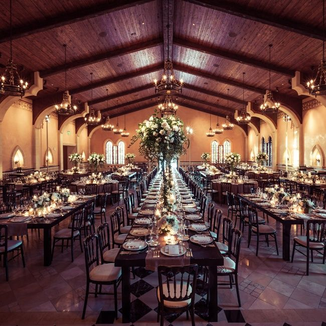 Elegant Spanish Reception Venue The Grand Del MAr