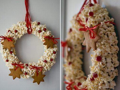 #Natale di pop corn   [from my blog]