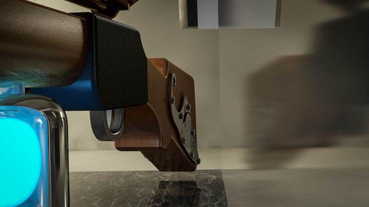 #3D #Rifle #Steampunk