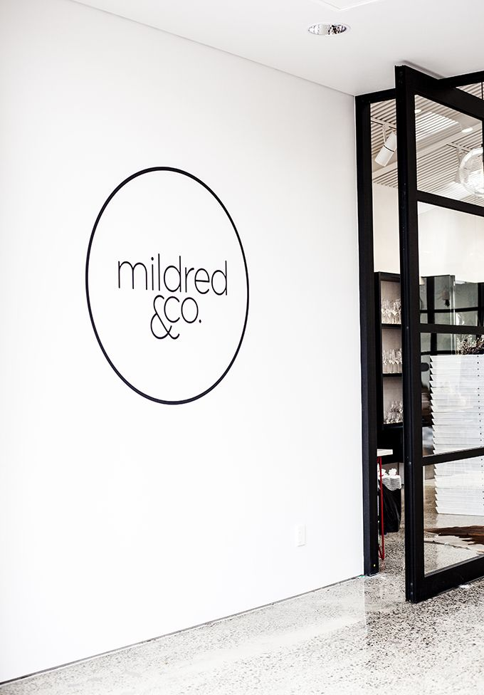 In branding using a person's name can help create rapport & trust with the customer. For example, Mildred & Co, is loaded with old world connotations & thus can come to represent experience, trust & community with a sense of familiarity.