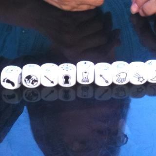 Story Cubes... Excelente para desarrollar la imaginación...: Para Desarrollar, Excelente Para, Desarrollar La, Excel Para