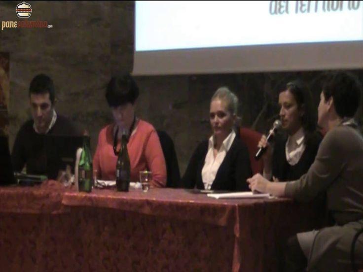 Assessore Silvia Razzi Convegno Panesalamina nov 2013