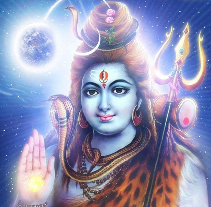 Aum Namah Shivaya!