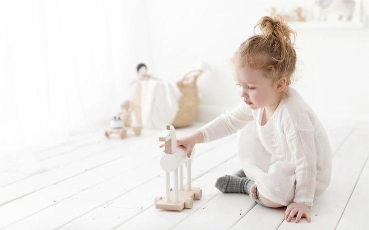 Sarah & Bendrix,  jouets modernes et intemporels