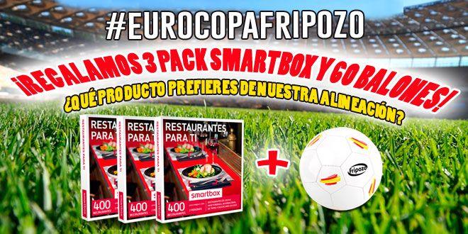 Nuevo Sorteo: Eurocopa Fripozo |