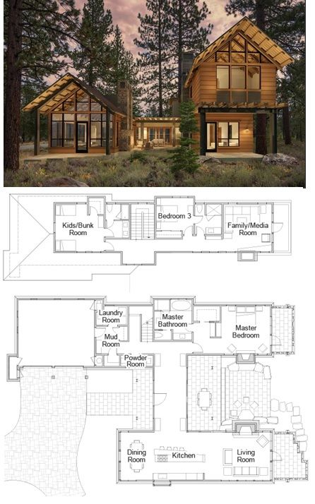 17 best images about hgtv dream home floor plans on Home house plans