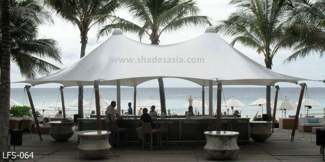 Sunshades, awnings, tents, canopies, Zen style, www.shadesasia.com