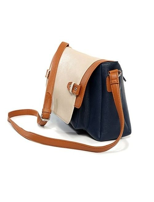 495dcde1a499 Roposo.com – Latest cross-bodied nautical sling-bags online bagsy malone  navy. ADISA SL5004 women girls ...